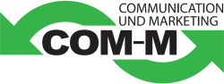 COM-M · COMMUNICATION + MARKETING
