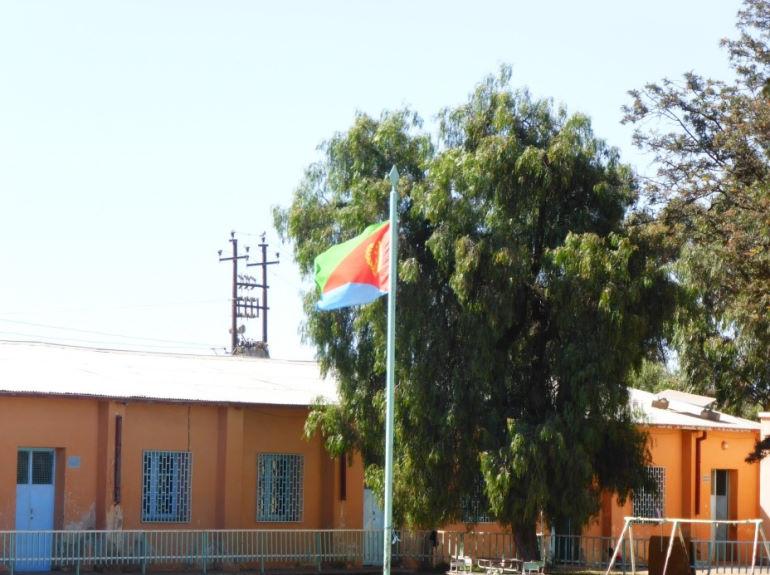 Abraha Bahta Blindenschule in Asmara, Eritrea